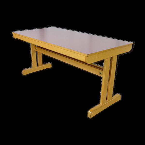 Table vintage 1980