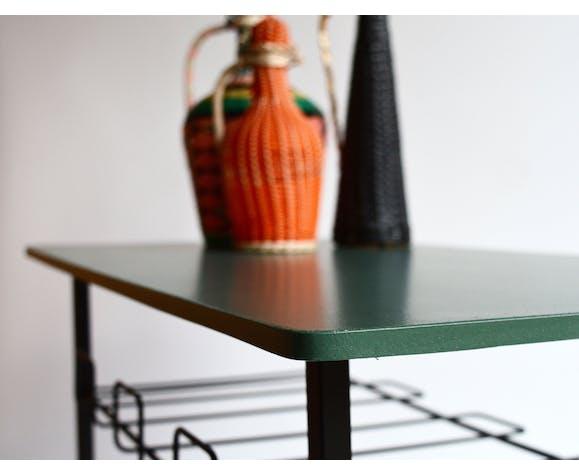 Table porte-vinyle