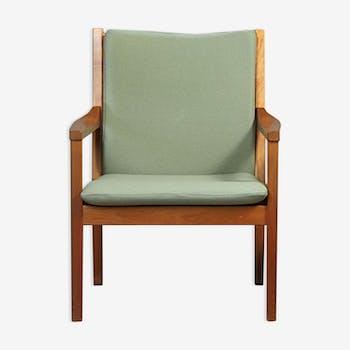 Scandinavian wooden chair