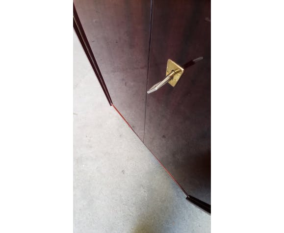 Armoire de rangement 2 portes