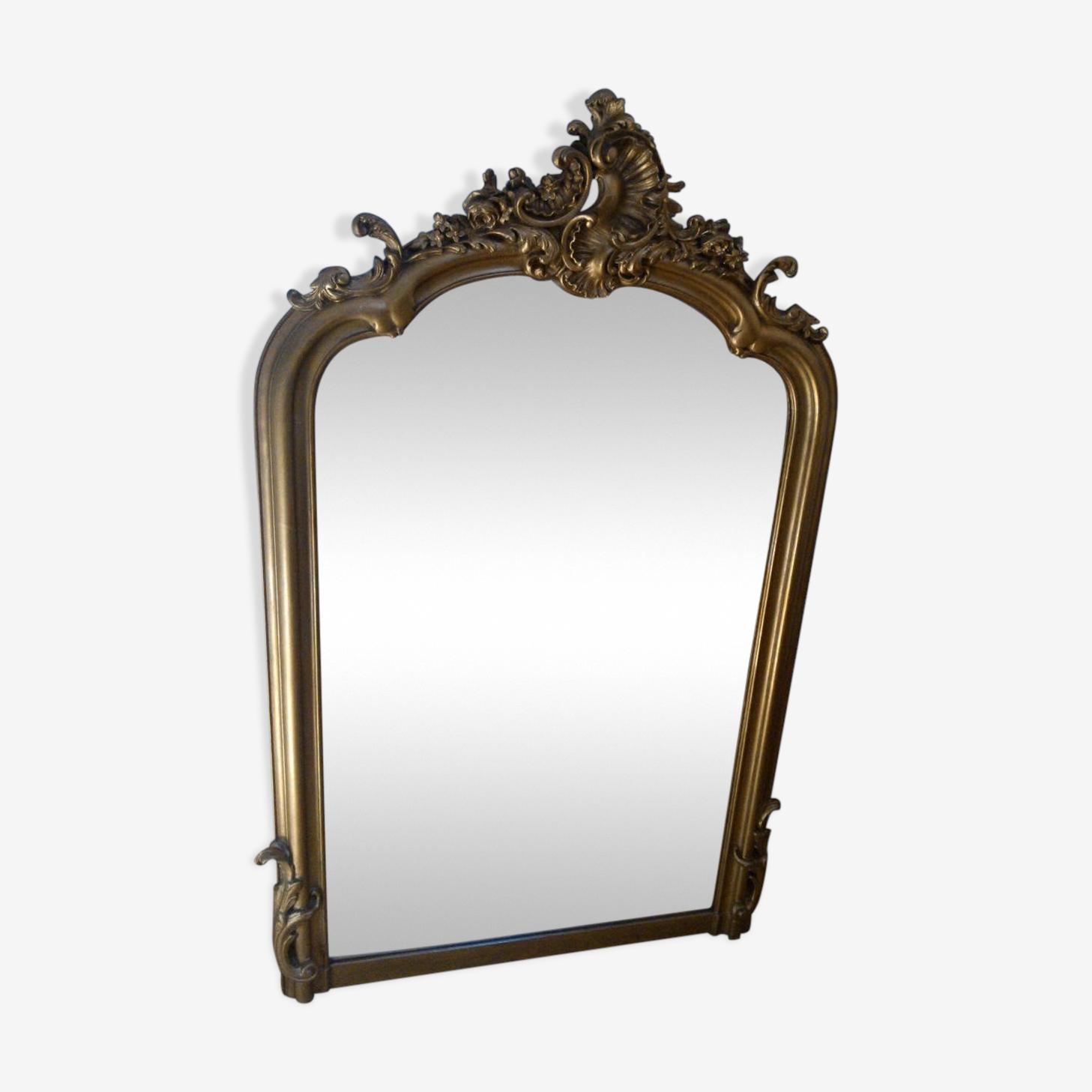 Mirror Louis XV 86x139cm