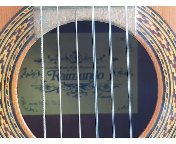 Guitare vintage raimundo