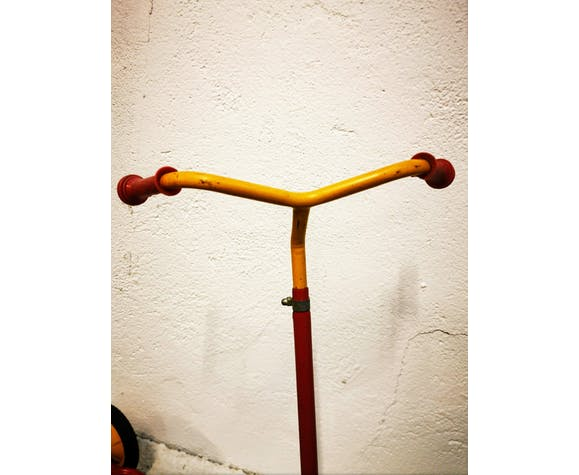 Trottinette Nordy vintage 3 roues