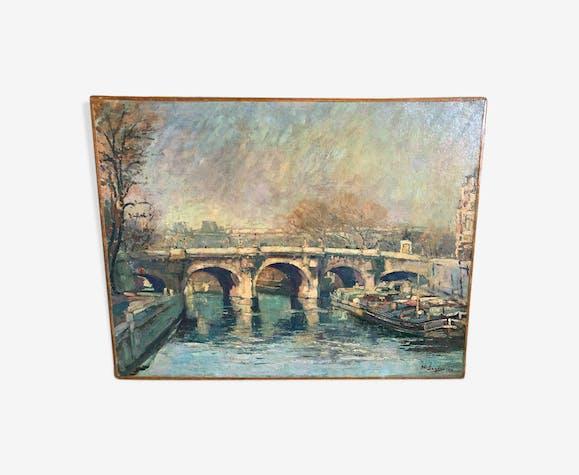 Pont de Paris, Adrien Segers