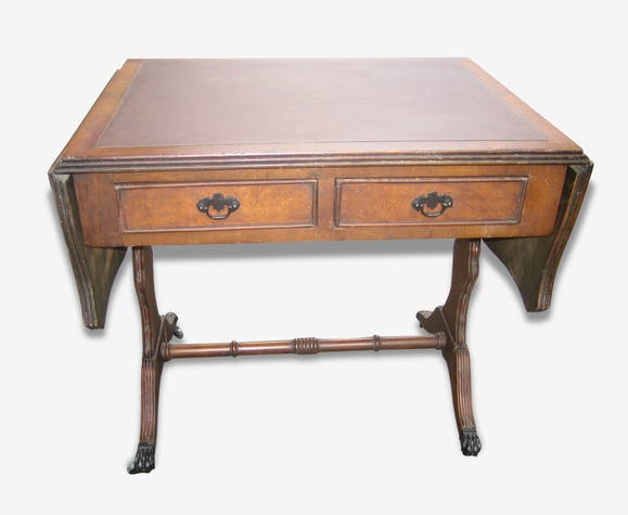 Table Basse Style Anglais Wood Wooden Classic 56513
