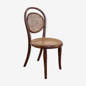 Children's bistro chair by Thonet