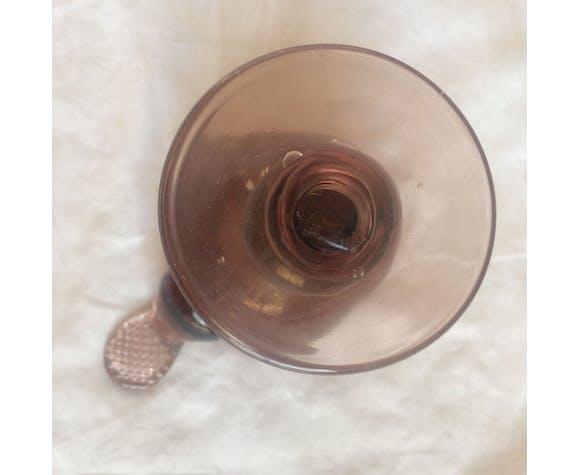 Vase Biot soufflé à la main