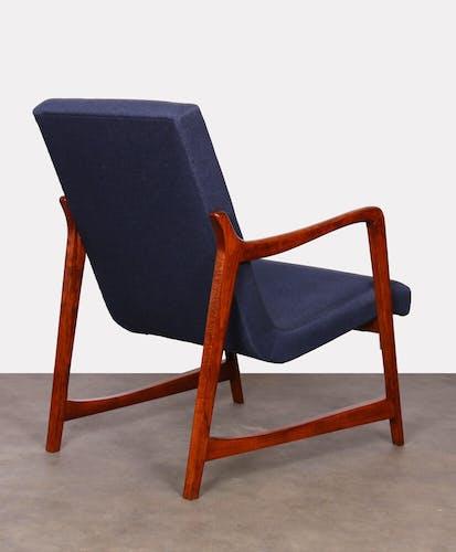 Paire de fauteuils dessinés par Barbara Fenrych, 1960