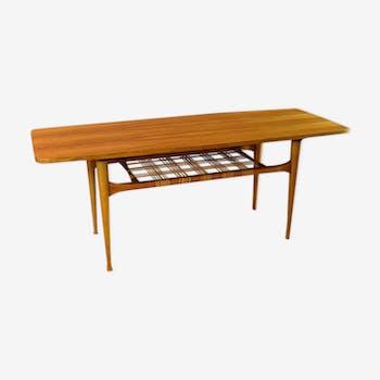 Table low Scandinavian 1960