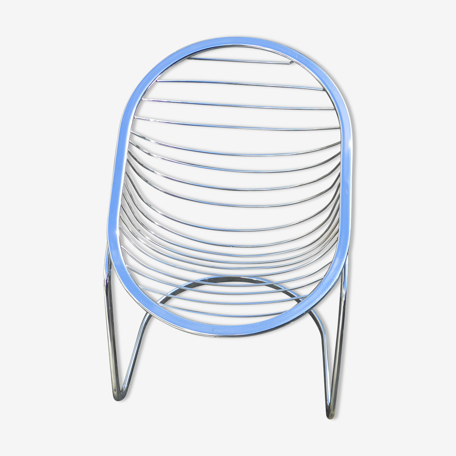 Flesh gastone rinaldi egg chair