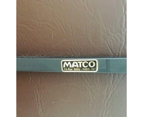 Chauffeuse moderniste Matco