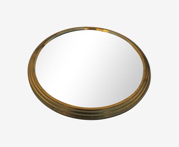 Round mirror 23x23cm