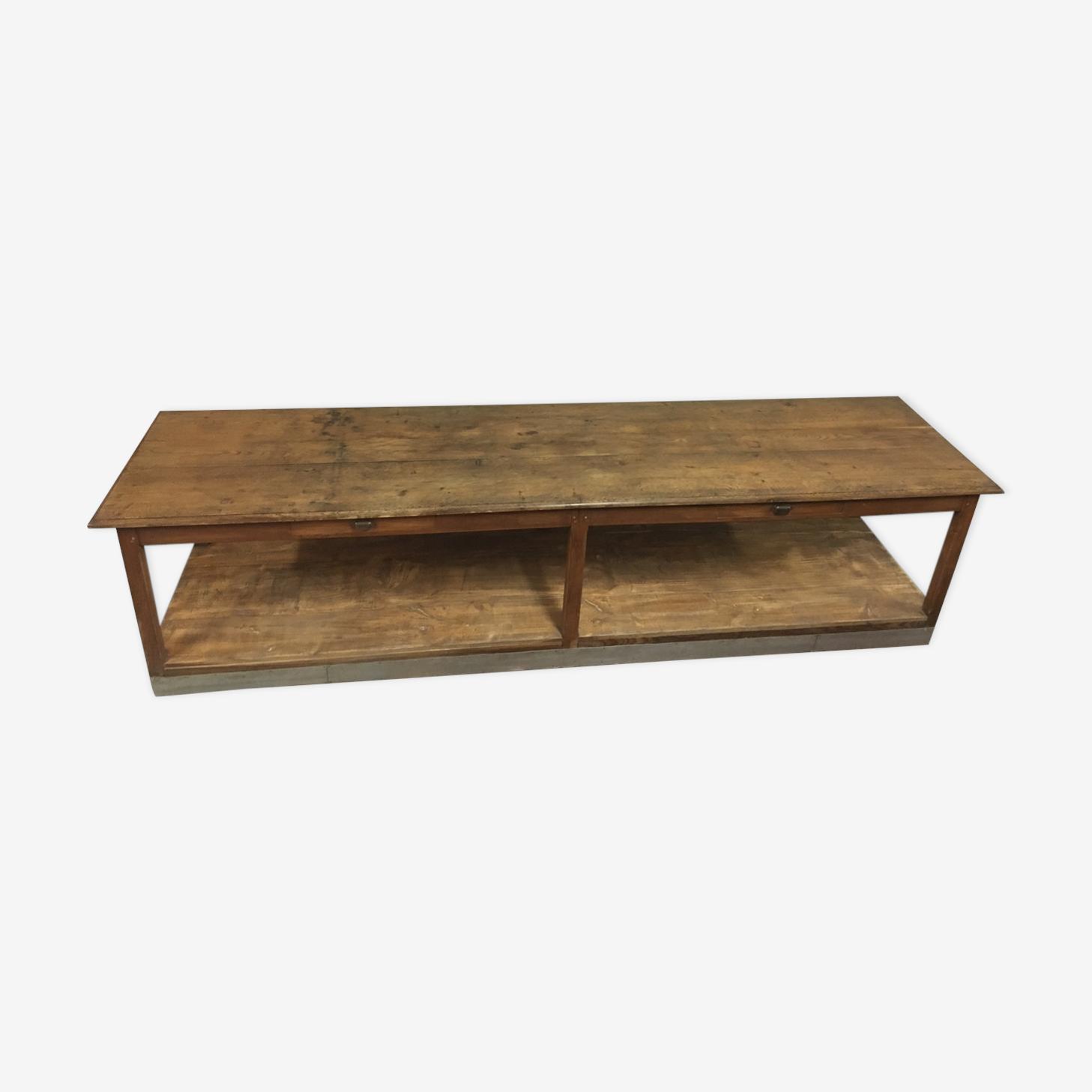 Table de drapier ancienne