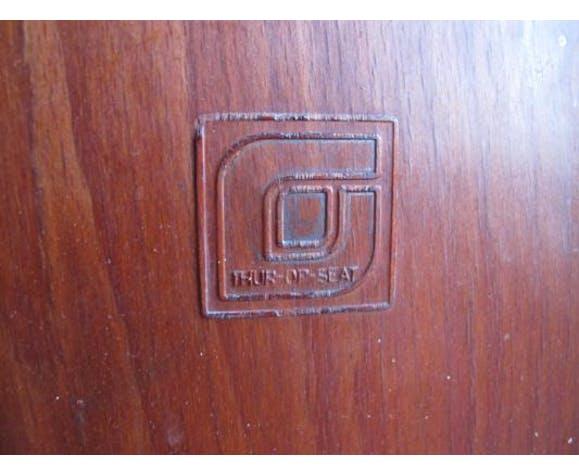 Chaises Vintage Industrielles de Galvanitas, 1960s, Set de 4