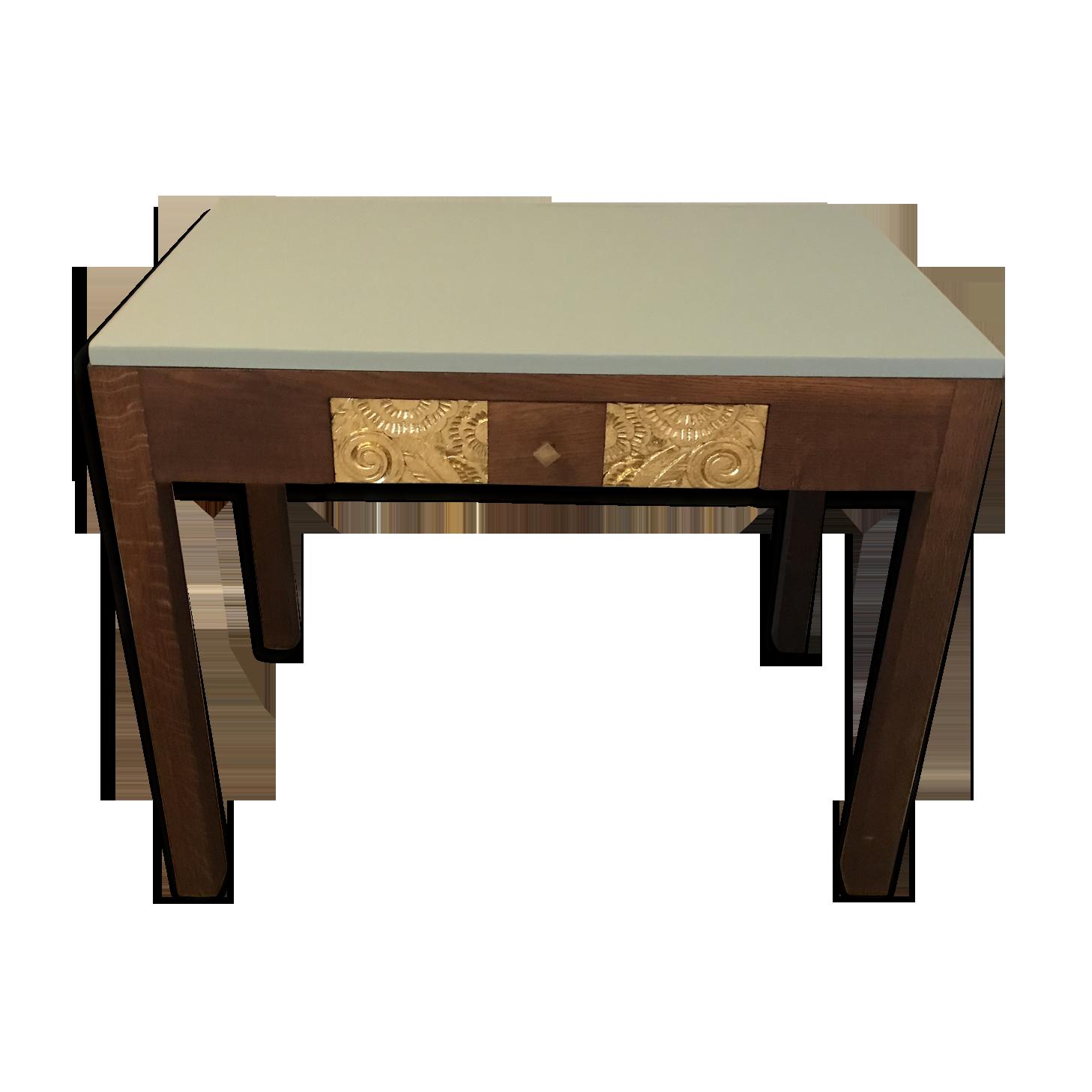 Bureau Haricot Blanc : Tables de bureau petites annonces gratuites occasion acheter