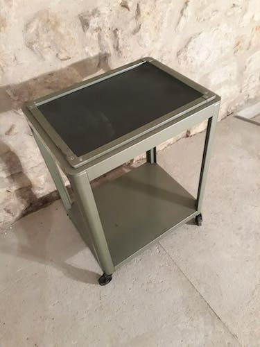 Roller table brand OBBO of the 60s /70s