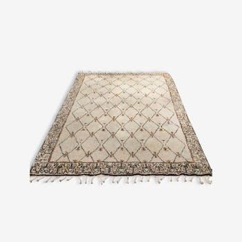Tapis marocain en laine, fes, 200x300