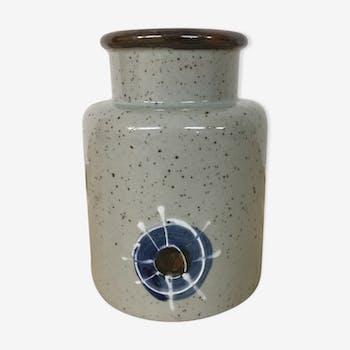 Pot esprit scandinave en céramique, 1970
