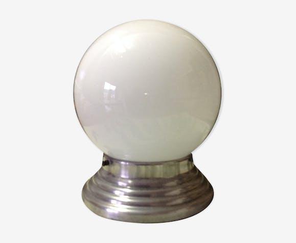 Globe opaline vintage