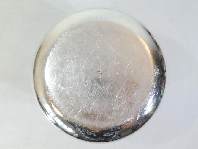 Seau a champagne Christofle modele vendome en métal argenté