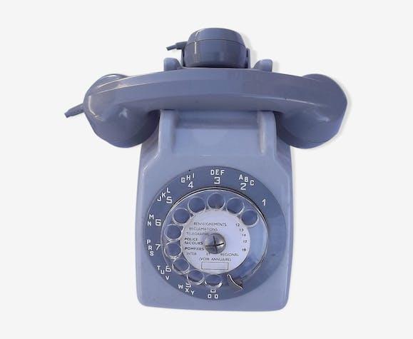 Vintage PTT dial telephone, 70's