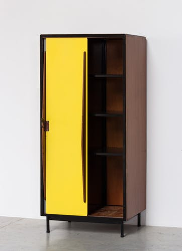 Armoire par Willy Van Der Meeren pour Tubax 1950