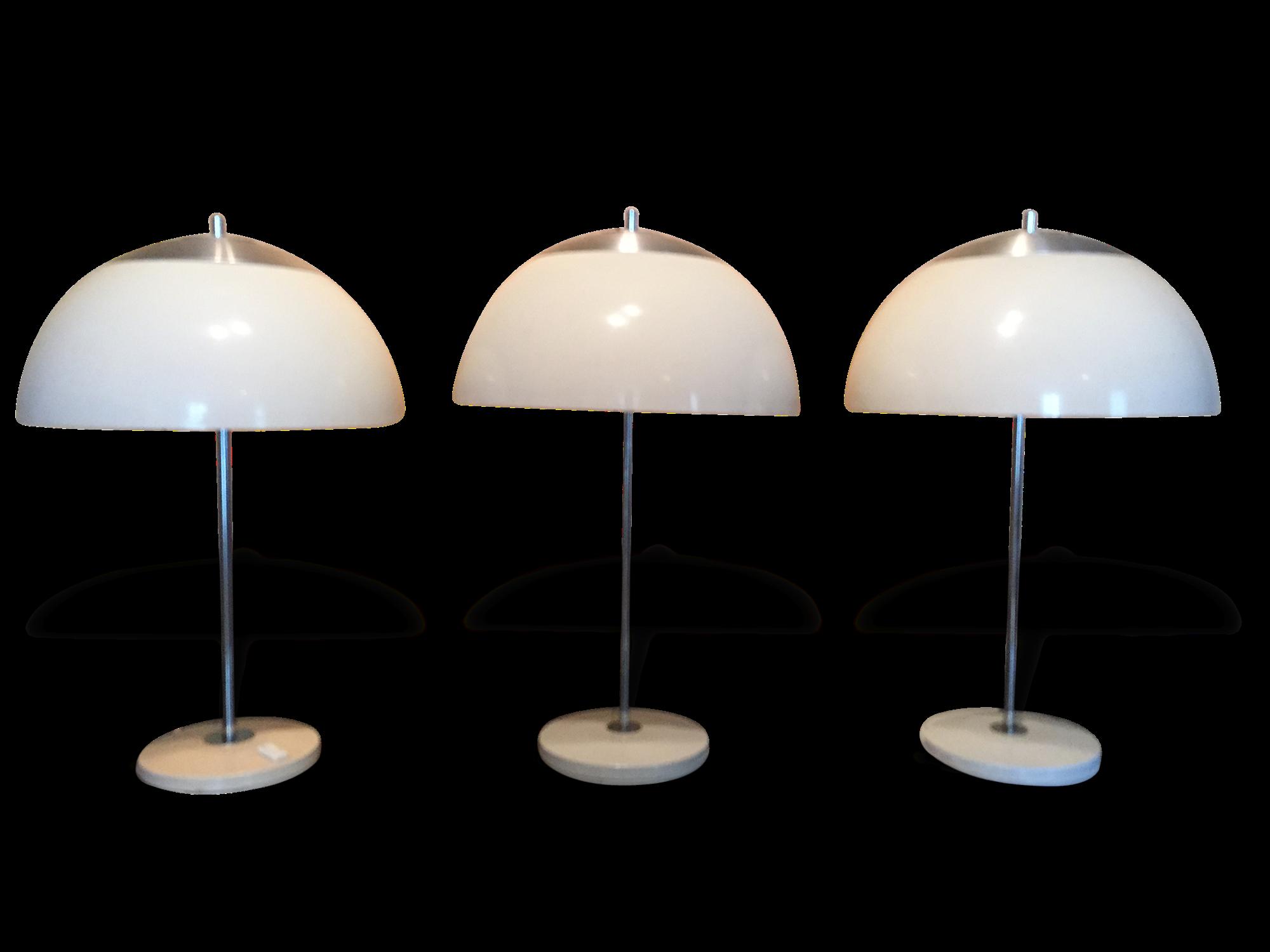 Genial Lampe Champignon Vintage Unilux