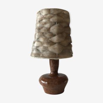 Lampe céramique