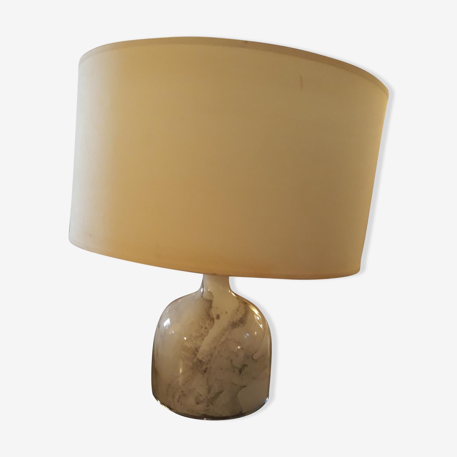 Lampe Holmegaard Danemark design 60-70