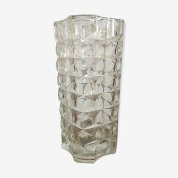 Glass vase  70