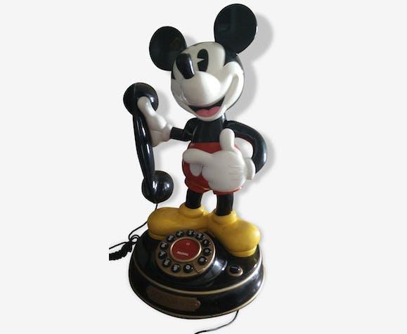 1b1af8ec238bad Téléphone Mickey Mouse Disney vintage, animé, original et officiel ...