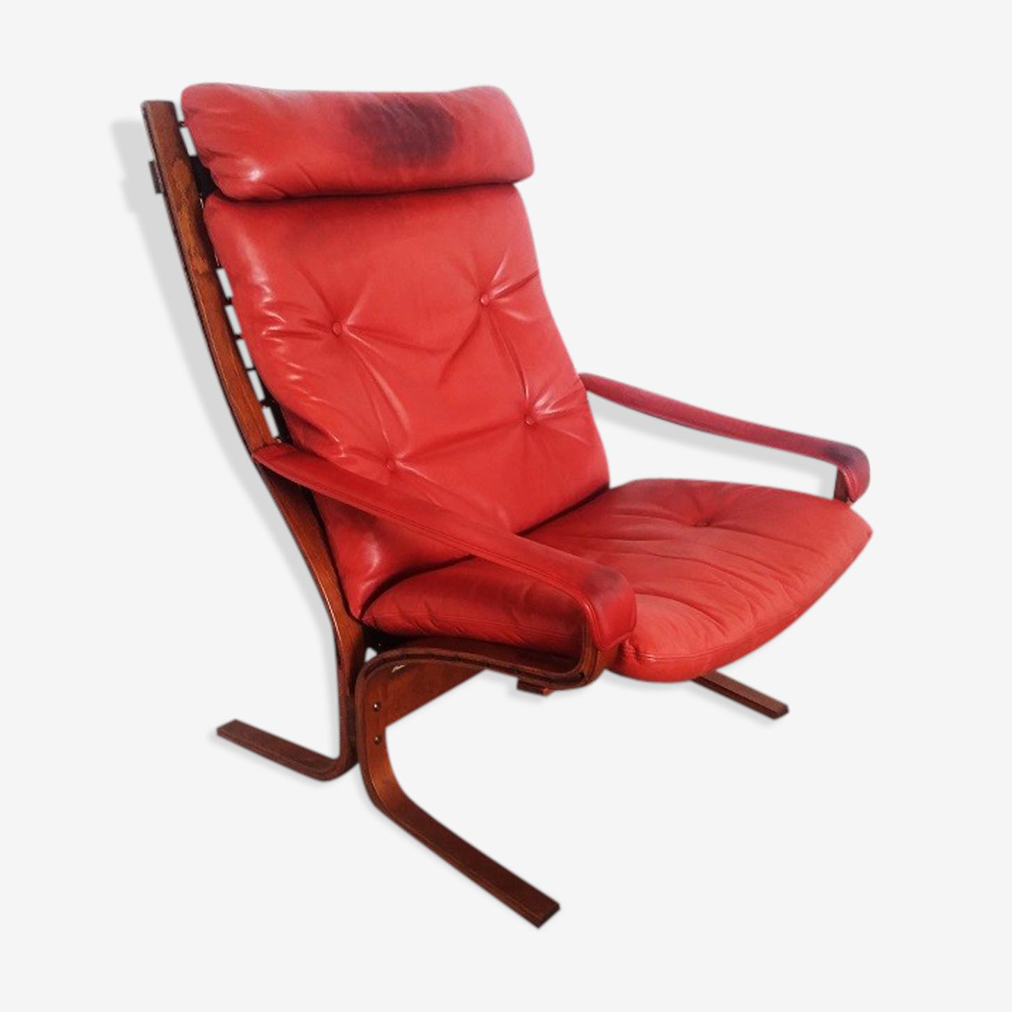 Scandinavian armchair Siesta by Ingmar Relling