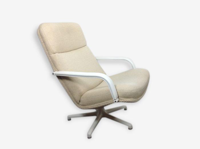 Fauteuil Lounge ou de bureau vintage (1960-1970) - Geoffrey Harcourt pour Artifort