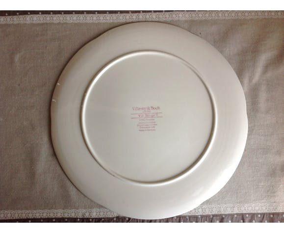 Villeroy and Boch pie dish / vintage 60s-70s