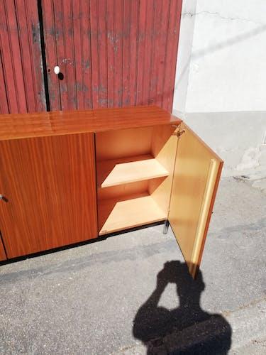 Sideboard 3 vintage doors
