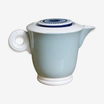 Théière vintage en céramique Digoin