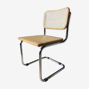Chairs Cesca B32 by Marcel Breuer
