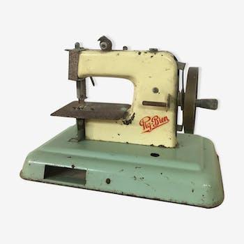 Sewing machine child vintage 1950 'piq-well'