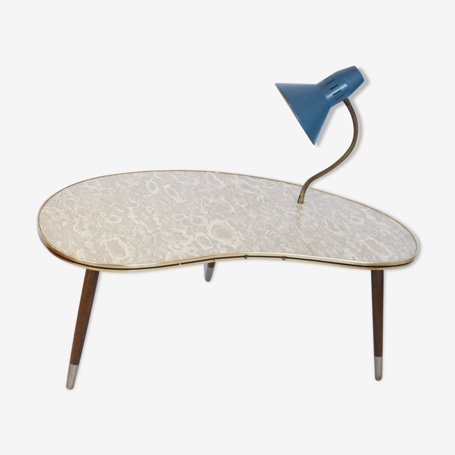 Lampadaire table haricot