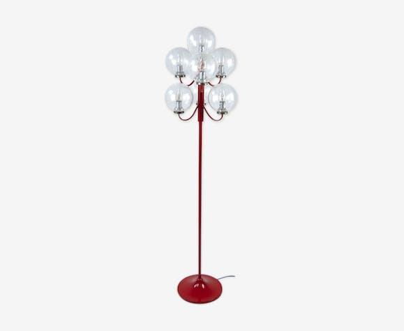 Floor lamp of the years 70 Kaiser Leuchten