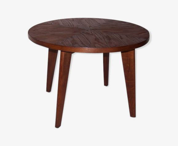 Table basse ronde - années 50
