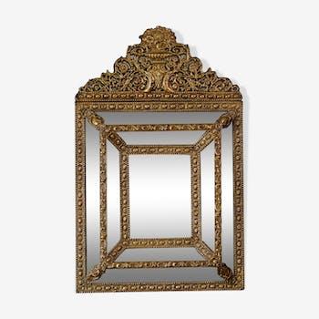 Miroir Napoléon III 46x73cm