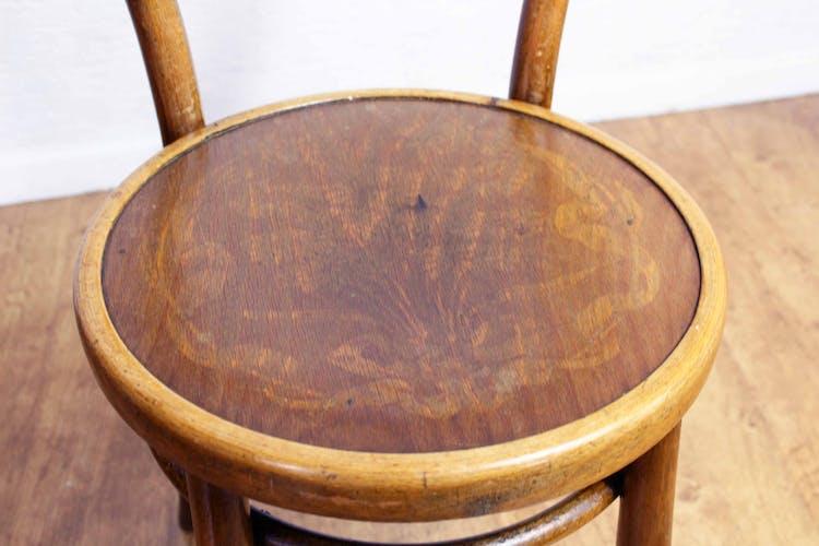 Paire de chaise Hörgen Glarus années 50