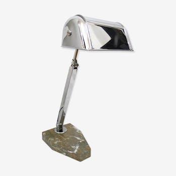 Lampe Style Art Deco 3 2 1 Chinez
