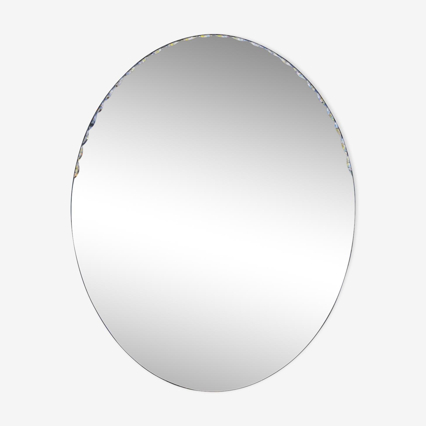 Vintage mirror 30x45cm