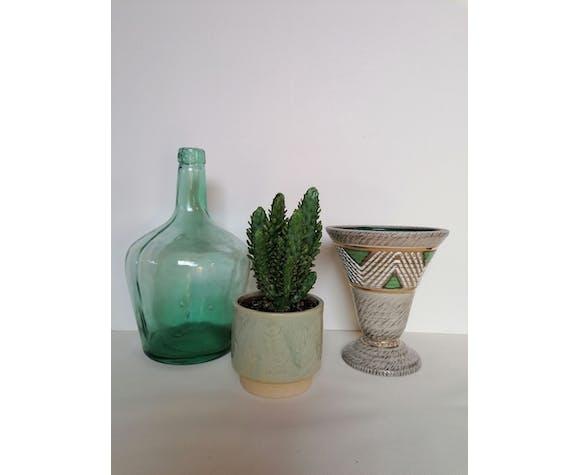 Vase signé Jacques Breugnot