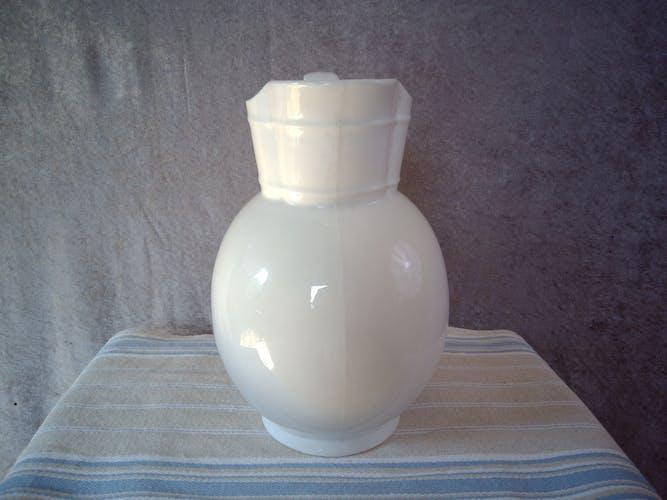 Carafe à eau début du XXe siècle