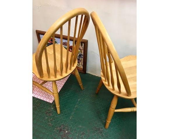 Pair of vintage chairs