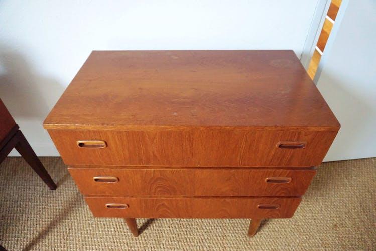Scandinavian teak Dresser