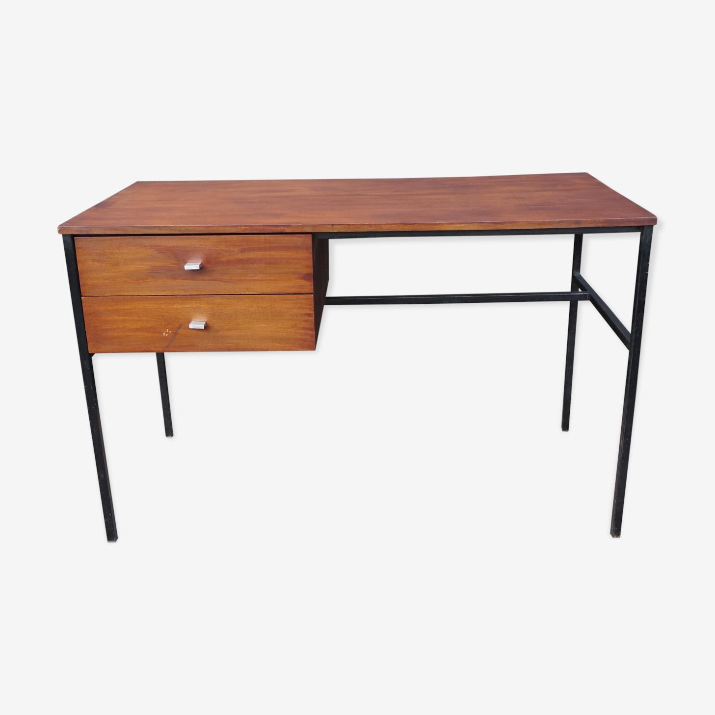 Vintage desk by Pierre Guariche - editions Meurop